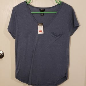 NWT blue shirt